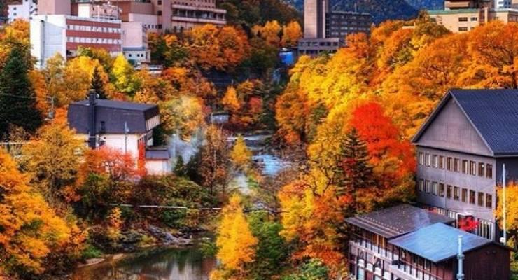 北海道・定山渓温泉は札幌市民がこよなく愛する温泉地!|TapTrip