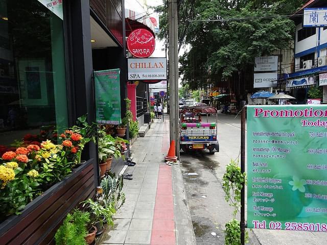 タイ・バンコクのスクンビットを観光!異国情緒漂う穴場スポットがいっぱい