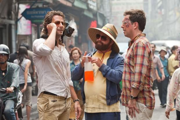 映画「ハングオーバー」の舞台!バンコクのスカイバーがオシャレすぎる