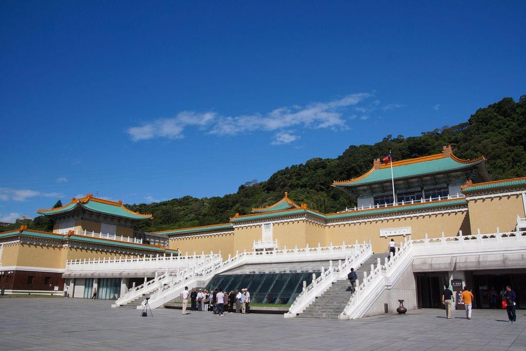 有名な「白菜&角煮」が見たい! 中国美術品がぎっしり國立故宮博物院