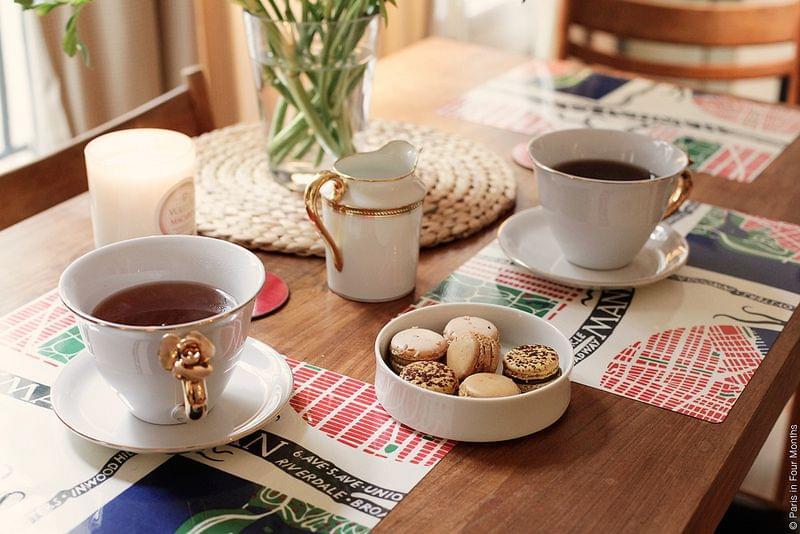 パリでおすすめの人気急上昇中サロン・ド・テ4選!紅茶とスイーツを優雅に楽しめる極上空間