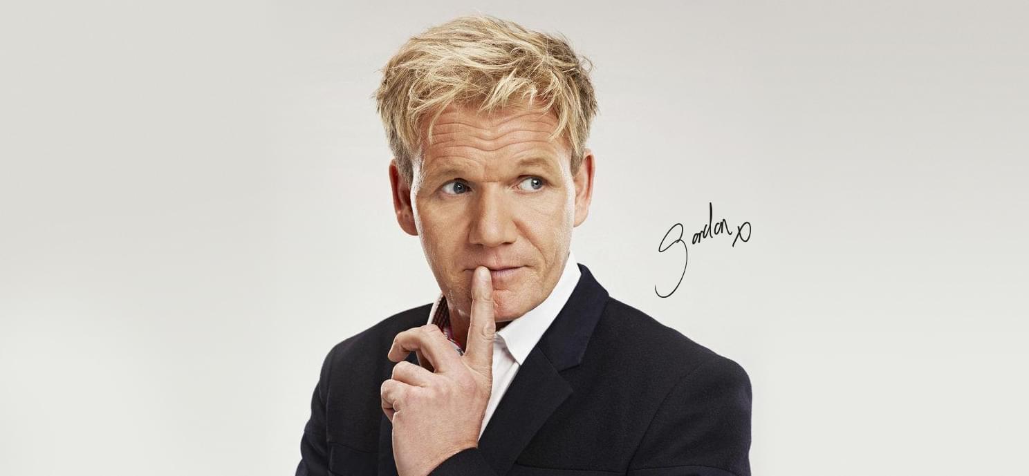 ロンドンきっての有名シェフ!ゴードン・ラムゼイのレストランに行きたい!