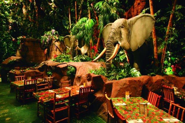 イクスピアリのレストランで夜ご飯!ディズニー行くならここで寄り道♪