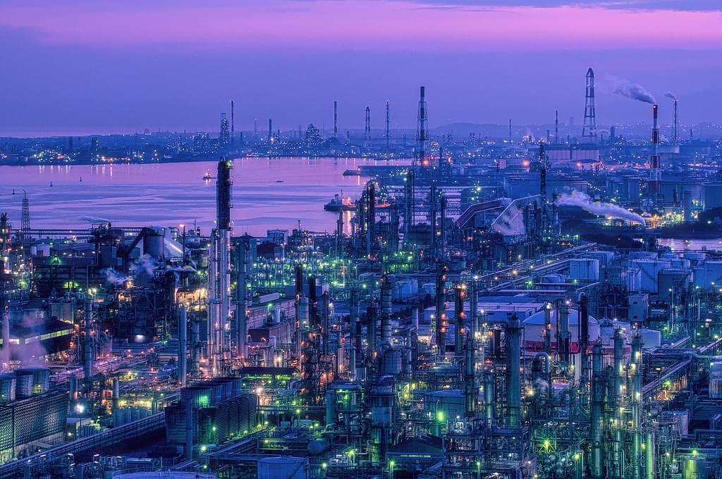 石油コンビナート四日市と川崎京浜工業地帯に浮かび上がる素敵すぎる工業地帯夜景特集!