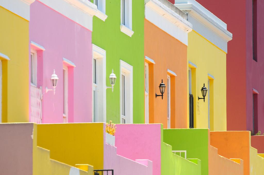 カラフルな街にときめき!南アフリカの「ボ・カープ」が美しい