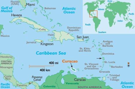 カリブ海「キュラソー島」の見どころまとめ!世界遺産ウィレムスタット観光からビーチ情報まで