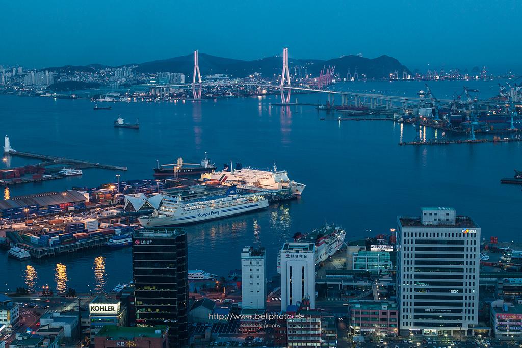 福岡からたったの3時間で外国へ?!釜山へはフェリーがアツイ!