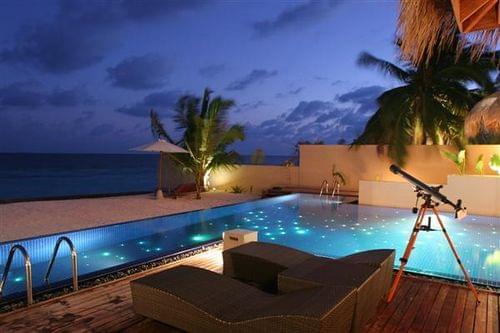 1島1リゾート!憧れのモルディブで美しい海を独占!