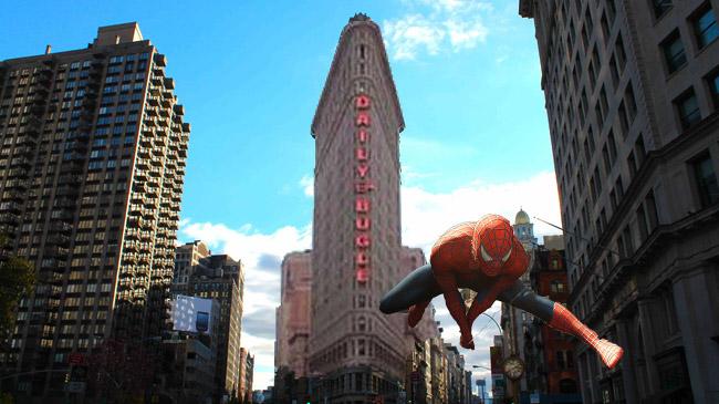 憧れ映画のロケ地へ!ニューヨークでお気に入り映画に思いを