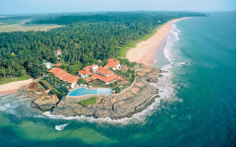 スリランカ極上ステイを約束する隠れ家リゾートホテル7選!大人の休日を是非ここで