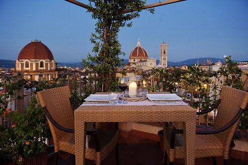 フィレンツェで本場のドルチェを楽しもう!おすすめのカフェ・レストラン7選