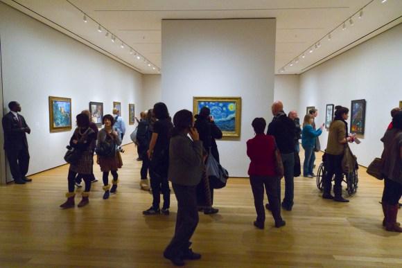 近代アートの殿堂「MoMA/ニューヨーク近代美術館」でアートに浸ろう!
