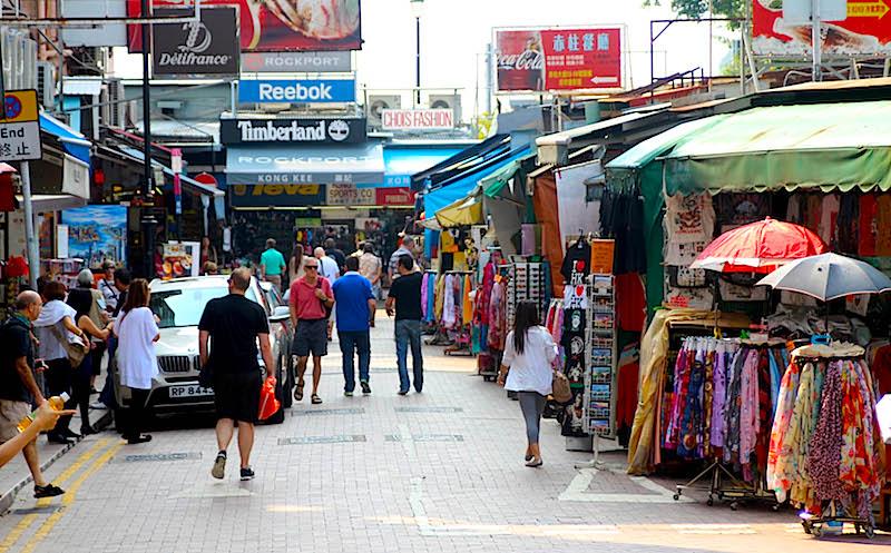 女子に人気!香港オシャレなリゾート赤柱