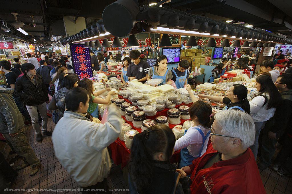 ローカルで通な台北を味わう! 地元民がいく朝市&市場特集!