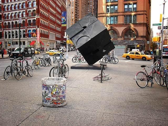 思い出の1枚を撮るなら!ニューヨークパブリックアート13選