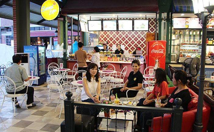 バンコク夜の新名所!タイのナイトマーケットが楽しい!