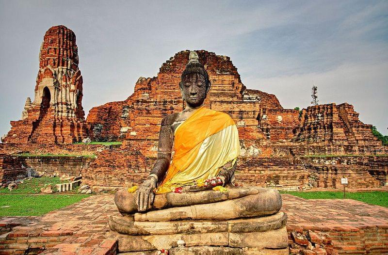 ゾウにも乗れる!タイの定番観光名所アユタヤおすすめプラン&アクセス7選