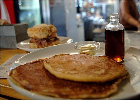 ニューヨークで絶品朝ごはん♡アメリカン・ダイナーとブランチカフェがイチオシ!