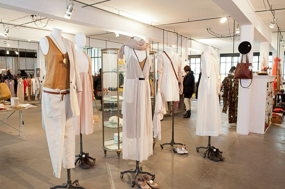 ファッションの都パリで買う!最旬フレンチブティックでお買い物