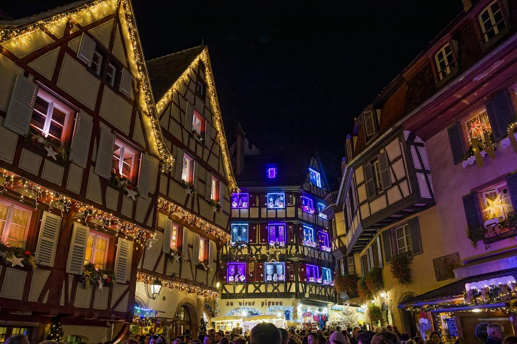 フランス・コルマールの観光名所まとめ!美女と野獣の舞台となった街はそのまんまファンタジー