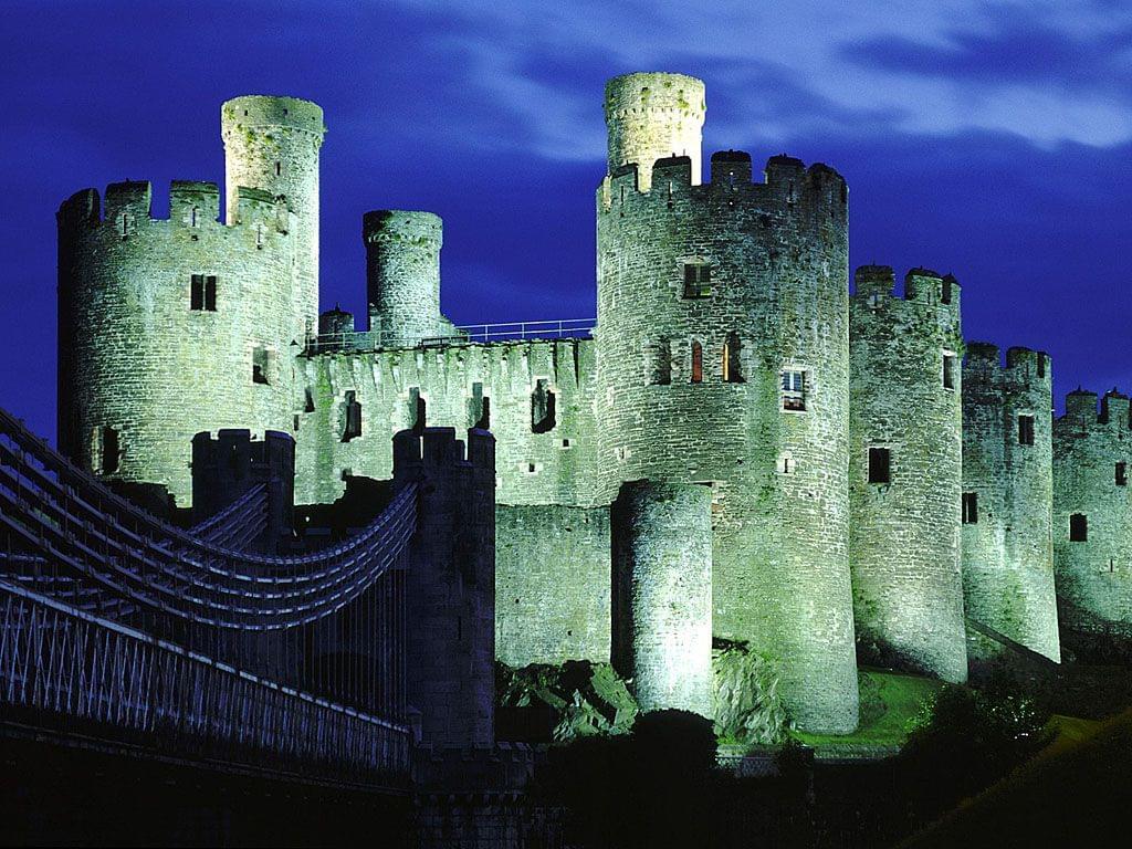 ウェールズ観光で行くべき世界遺産3選!お城や運河が素敵すぎる!