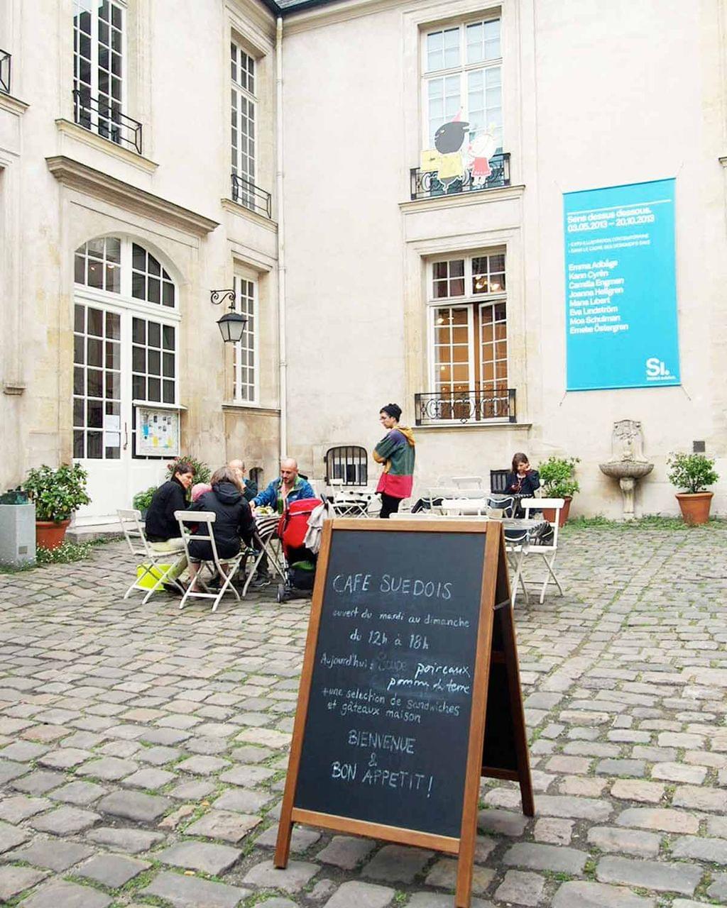 パリジェンヌに大人気!本場パリのオシャレなおすすめカフェ4選