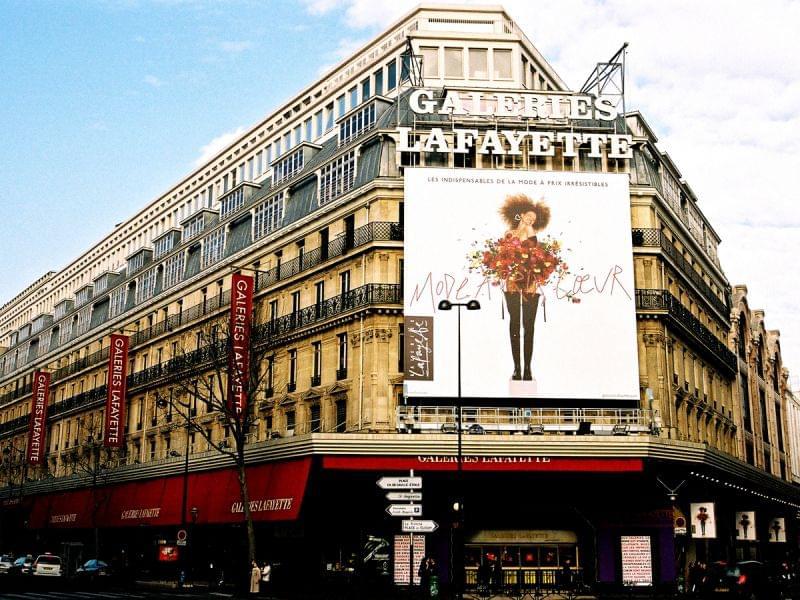 パリの中心オペラ地区でショッピング!老舗デパートとおすすめショップ&カフェ