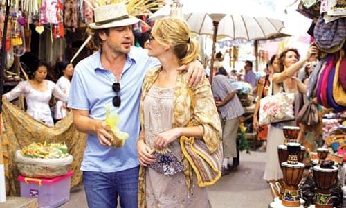 バリで映画『食べて、祈って、恋をして』のロケ地をめぐろう!