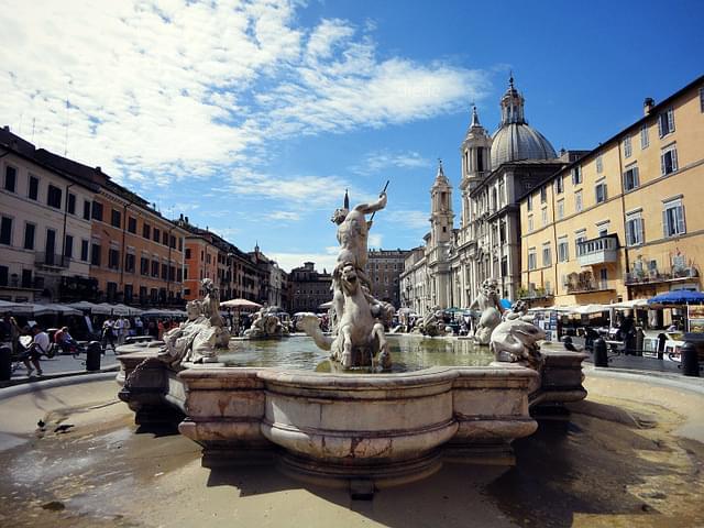 イタリア・ローマ旅行でおすすめの観光モデルプラン!ツウも納得のあこがれのローマ観光ルート