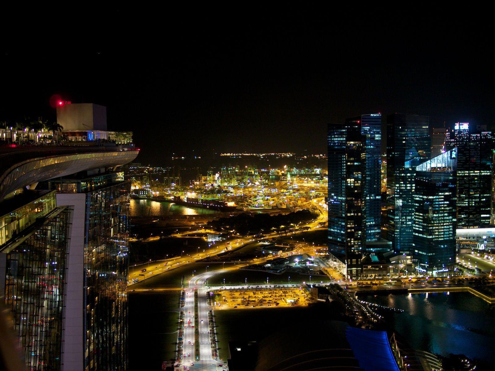 【シンガポール】夜景が素敵なおすすめ厳選レストラン特集!