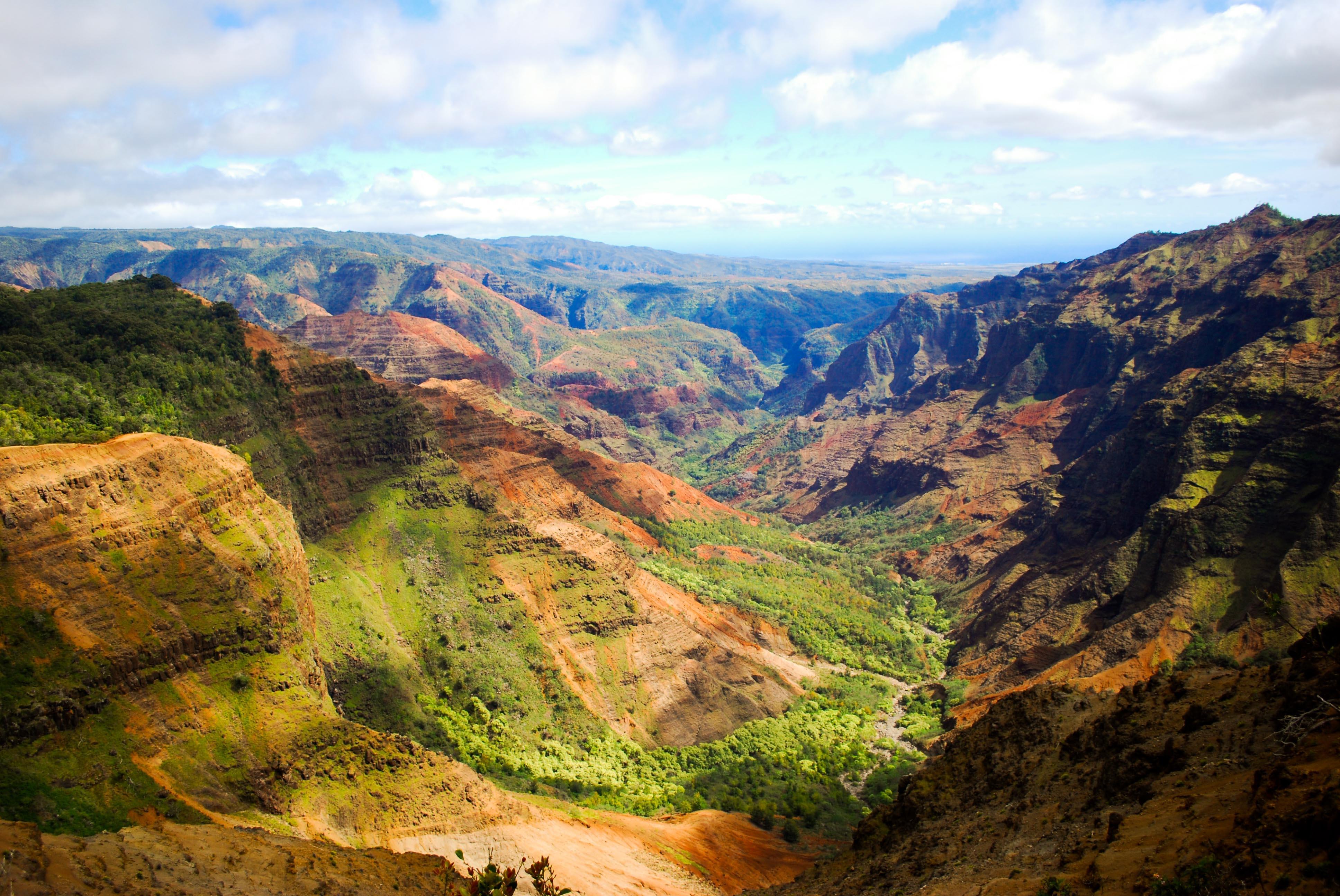 今まで見逃してたでしょ!?ハワイで絶対訪れたい絶景スポット5選