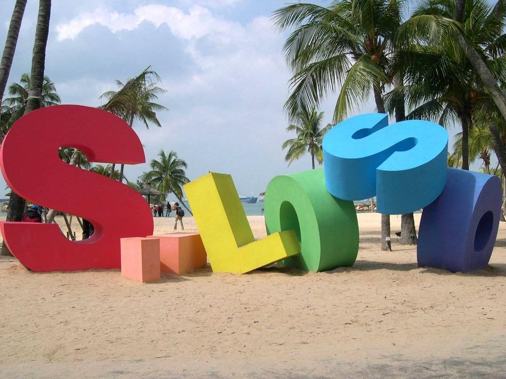 遊び好きにはたまらない!シンガポール・セントーサ島が激アツすぎる