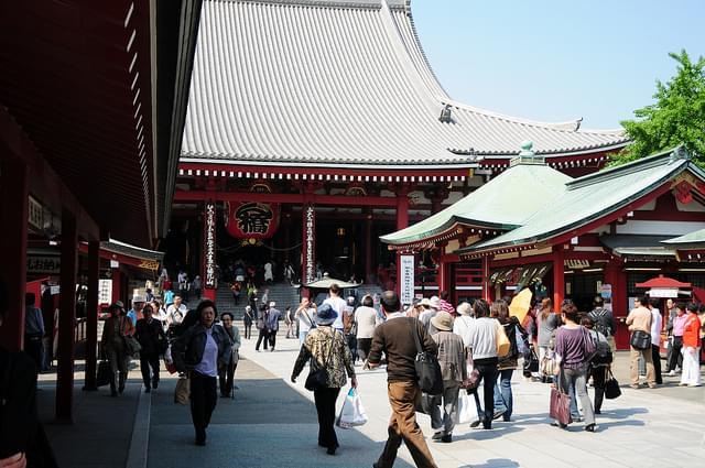 浅草のおすすめ散歩スポット6選で歴史情緒を楽しもう!