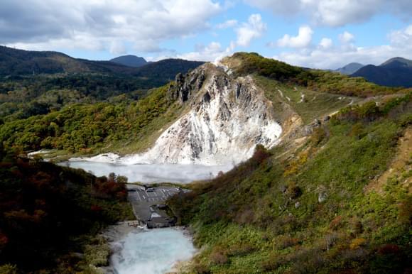 登別温泉で地獄めぐり!北海道を代表する温泉地へ旅行!