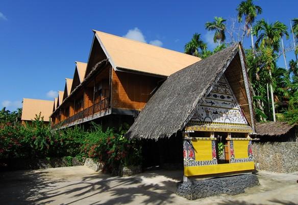 パラオの人気ホテル「プランテーション・リゾートホテル」はジャングルの中に泊まるような空間だった!