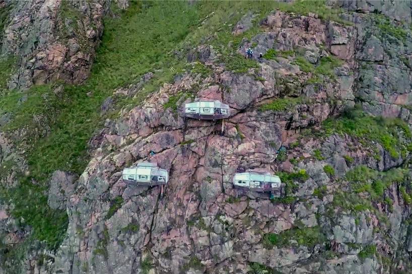 ペルー・マチュピチュの絶景空中ホテルがやばすぎ!崖の下が丸見えで超絶怖い!
