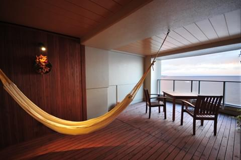 ハンモックのホテルに泊まりたい!ハンモックで泊まれるホテル5選