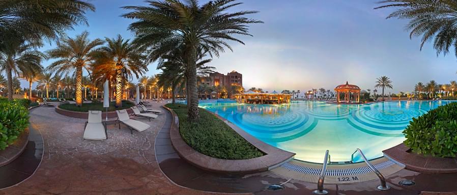 驚異の7つ星&6つ星ホテル!!世界の豪華すぎるホテル究極の4選