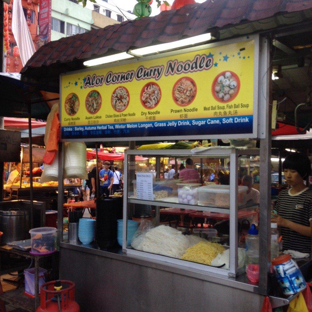 一度食べたらやみつき! クアラルンプール最大屋台街「アロー通り」でローカル・グルメ