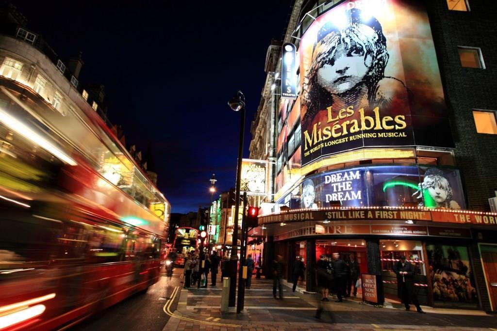 ロンドン観光で行くべき!人気ミュージカル&劇場おすすめ10選