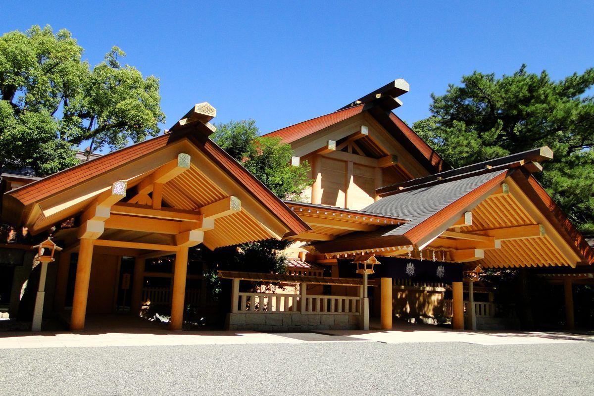 初詣特集!日本五大神社を巡る5選