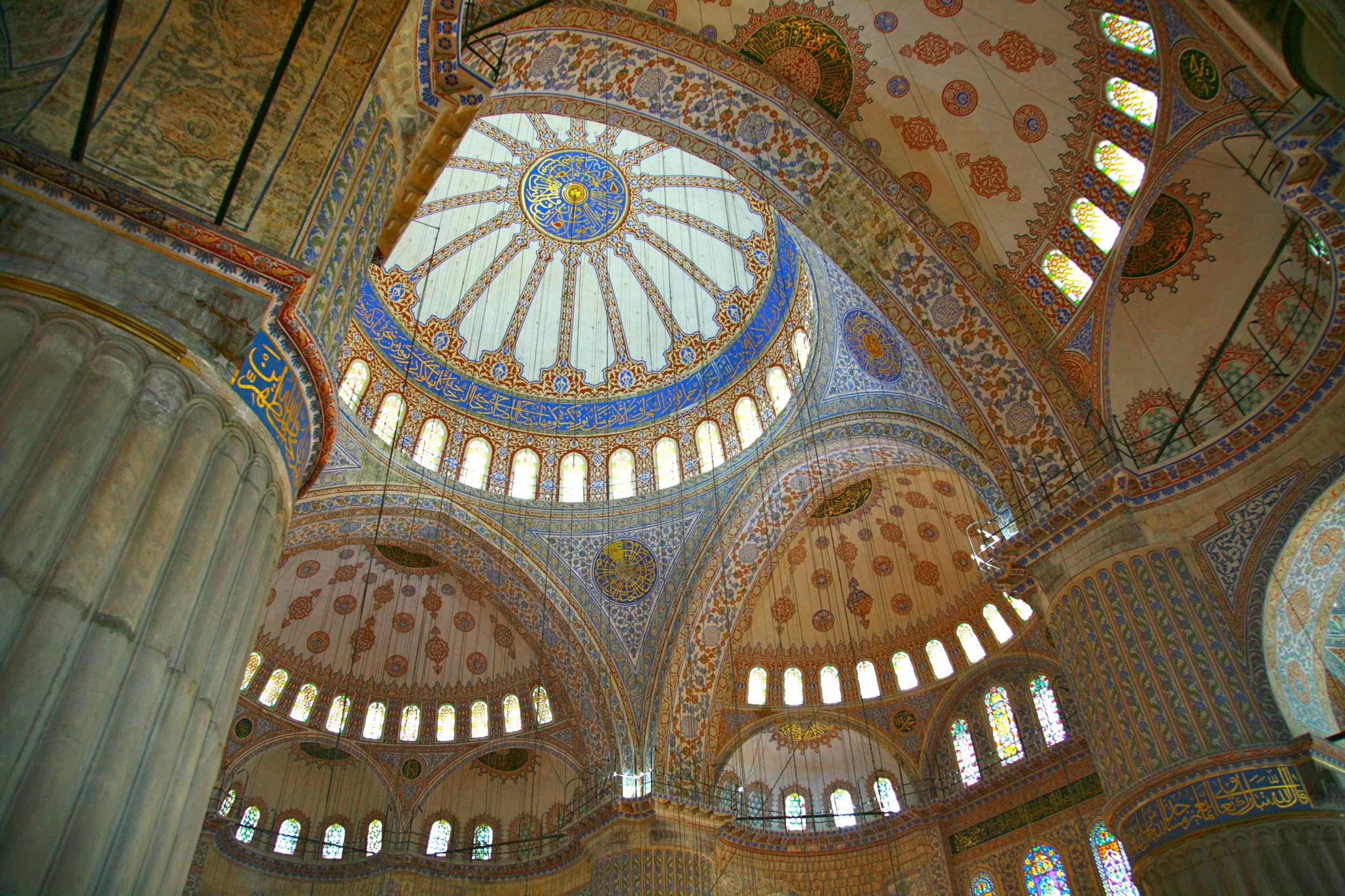 イスタンブールで人気の観光名所おすすめ14選!文化の融合が美しい世界遺産も!