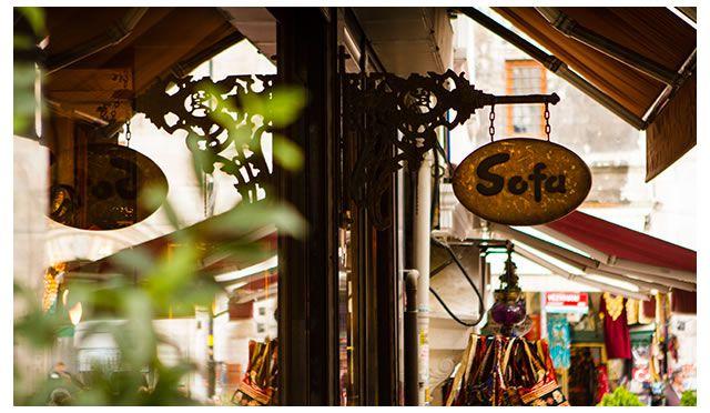 トルコ・イスタンブール観光スルタンアフメット周辺でおすすめの人気ショッピングスポット3選