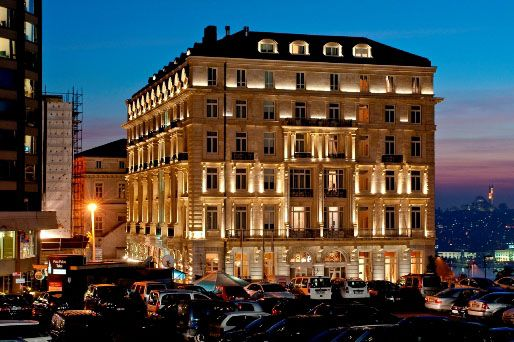 トルコ・イスタンブールで人気の五つ星ホテルおすすめ8選