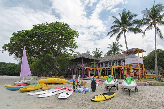 ビンタン島でリゾート満喫!シンガポールからのアクセスも良し!