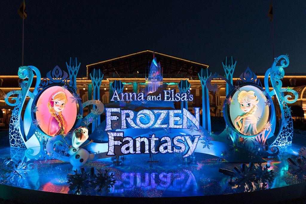 TDLアナ雪イベント♡アナとエルサのフローズンファンタジーを攻略しよう