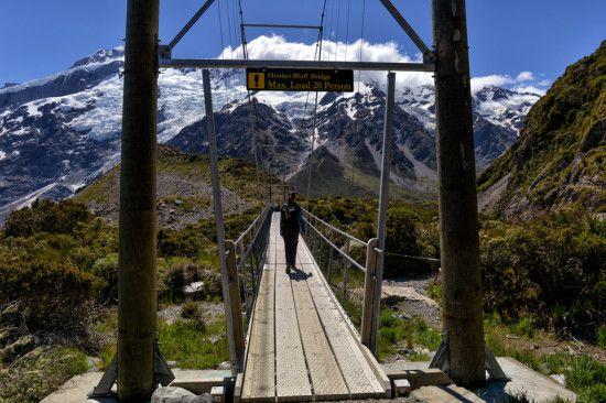 マウントクック国立公園を楽しもう!オススメのトレッキング&観光スポット