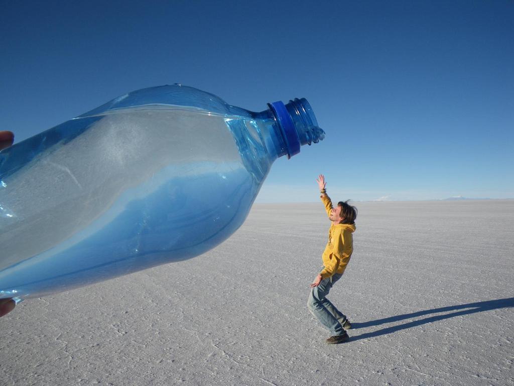 訪れる前に必見!ウユニ塩湖で写真を上手に撮る方法!