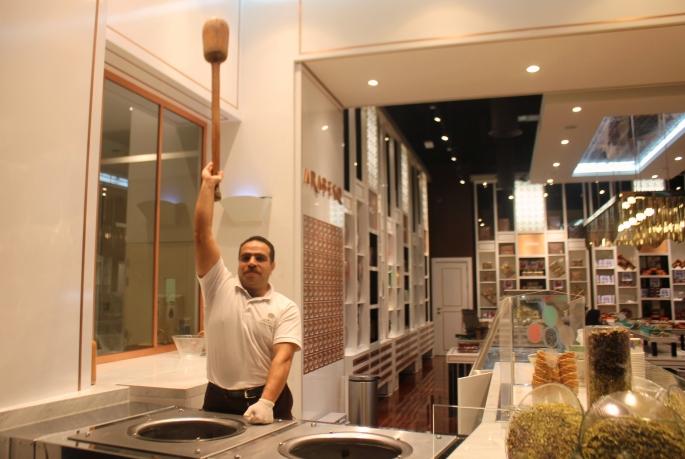 アラブ首長国連邦ドバイ・モールでおすすめのスイーツ店3選!疲れた時に立ち寄りたい休憩スポット