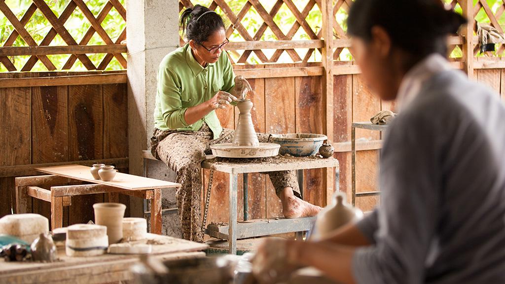 陽だまりランチ!カンボジアの首都プノンペンのカフェがナチュラルで素敵すぎる